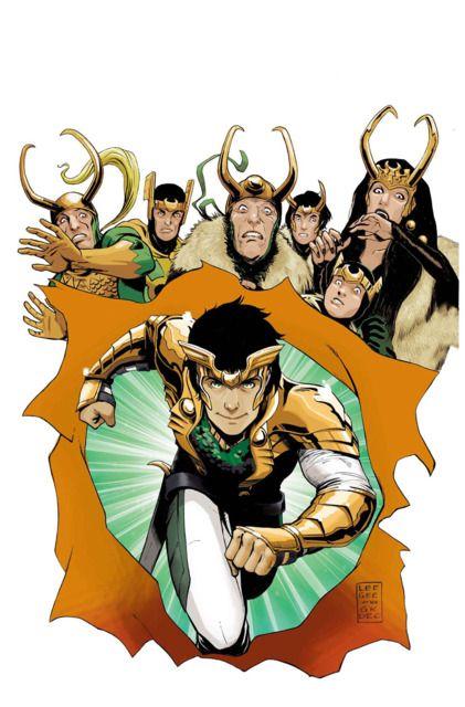 Loki (Character) - Comic Vine