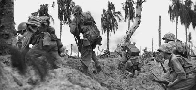 Warfare History Network » The Battle of Peleliu: Shocked Beyond Imagination