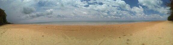 Lombang Beach, Sumenep, Madura Island.