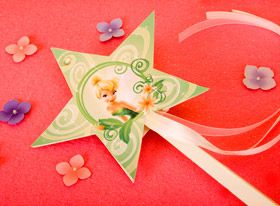 free printable pictures of tinkerbell | Disney Printable Tinker Bell's Wand…