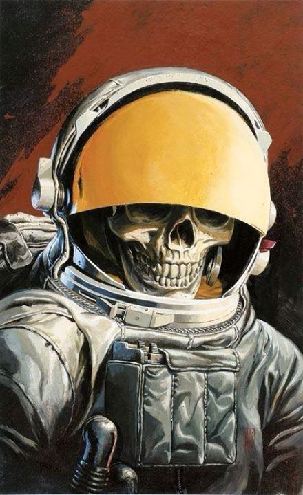 22 best images about Astronaut Skull on Pinterest ...