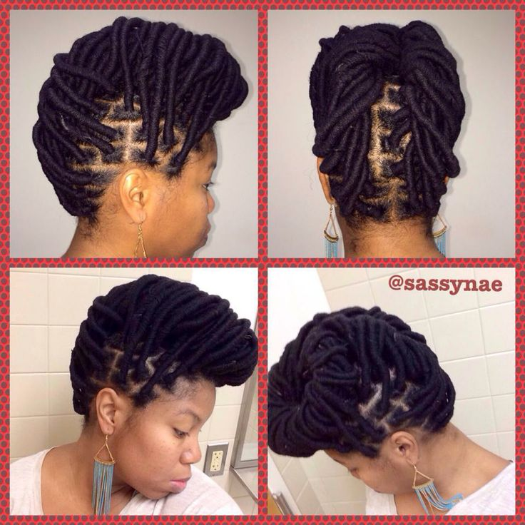 Marvelous 149 Best Images About Faux Locs On Pinterest Dreads Protective Short Hairstyles Gunalazisus