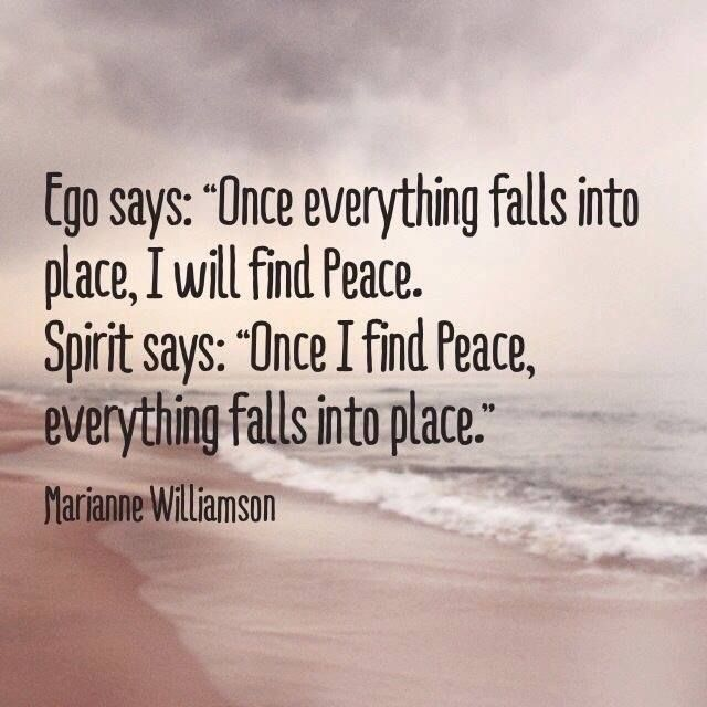 Wisdom Quotes About Life And Love: 35 Best Images About EGO Vs SPIRIT On Pinterest