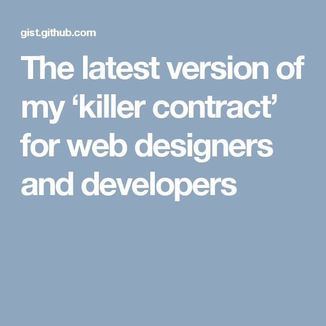 Best 25+ Web design contract ideas on Pinterest Contract design - seo contract template