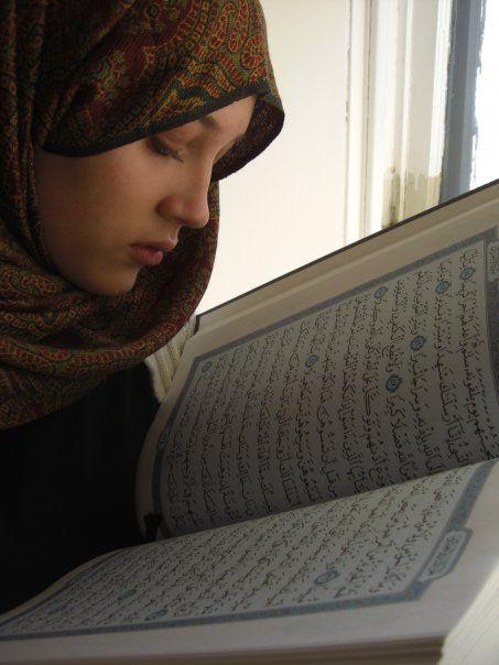 Recite the Quran...