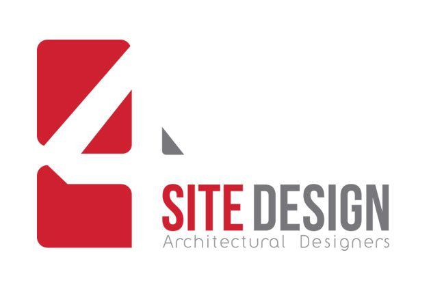 Logo for 4 Site Design, Architectural Designers.