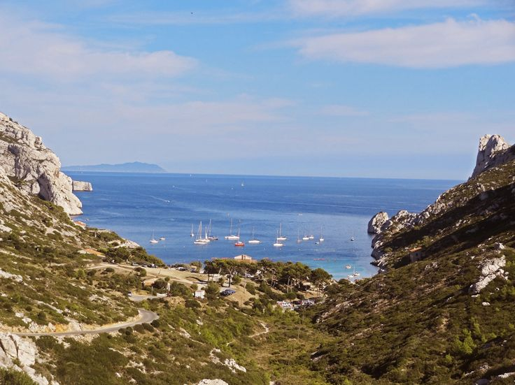 www.aprettyidea.com - Marseille -calanques - Sormiou