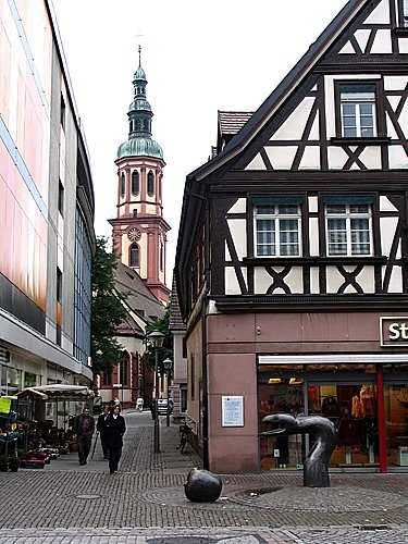 Offenburg, Germany #EurailWinterWin (#blackforest line) The #scenic train from Offenburg to Konstanz in Germany is one of the oldest mountain lines in the world, linking the upper Rhine valley with Lake Constance.