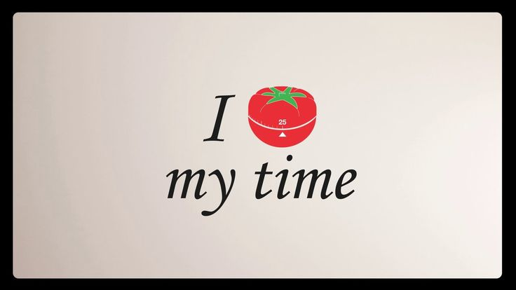 The Pomodoro Technique - get your time under control and be productive. I use an iPhone app rather than the apple timer, I found the ticking noise too distracting.