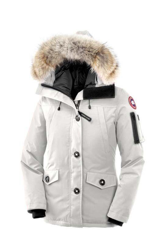 Canada Goose Montebello Parka Women White With Fast Delivery - $279