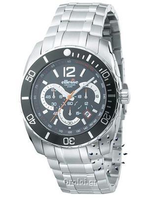 ELLESSE Prima P900 Chronograph από 380€ τώρα μόνο 249€  Αγοράστε το εδώ: http://www.oroloi.gr/product_info.php?products_id=3231