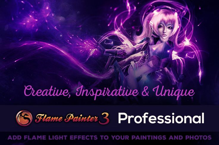 Flame Painter 3 Professional