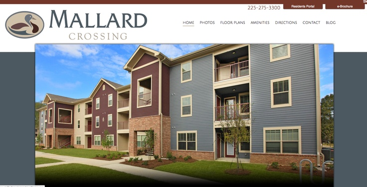 Designed By Jai: Mallard Crossing Apartments in Baton Rouge, Louisiana - http://www.mallardcrossingapartmenthomes.com