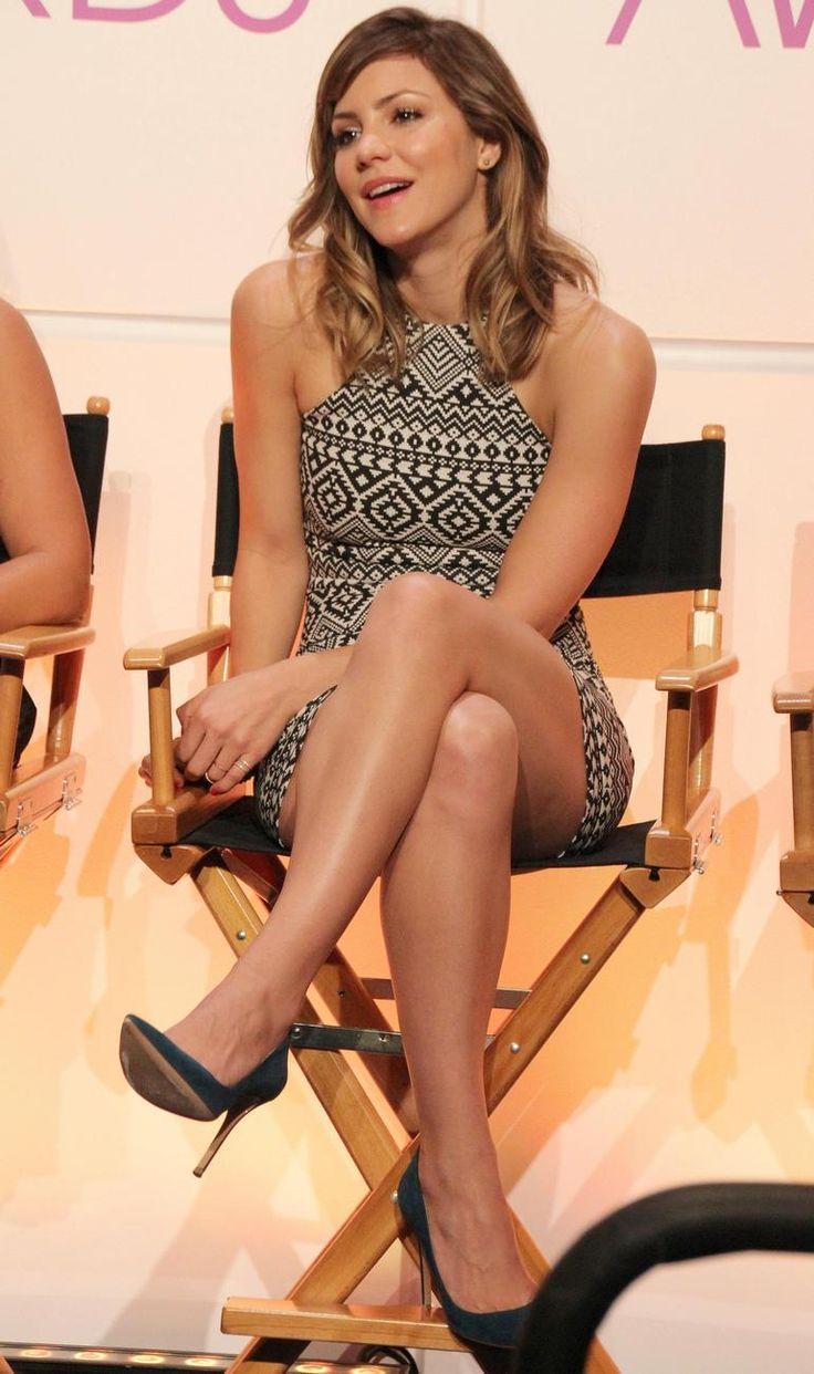Katharine Mcphee Legs Peoples Choice Awards Mariana