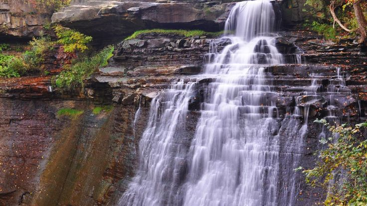 Ohio's second largest waterfall, Brandywine is a treat for every visitor.  The natural waterfall is surrounded by biking and hiking trails for anyone who wants to explore or exercise, but there are also picnic tables for a more relaxing visit.