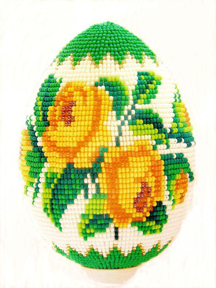 -Natakam Желтые розы | biser.info - всё о бисере и бисерном творчестве