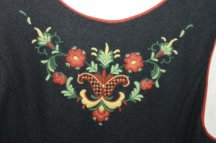(1) FINN – Flott trysilbunad med jakke selges