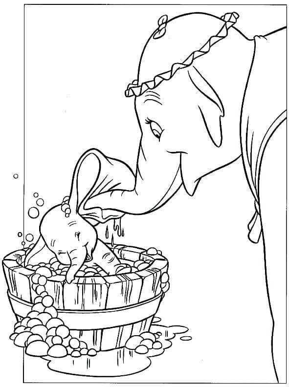 Printable Dumbo Coloring Pages For Kids Free Coloring Sheets Elephant Coloring Page Cute Coloring Pages Coloring Books