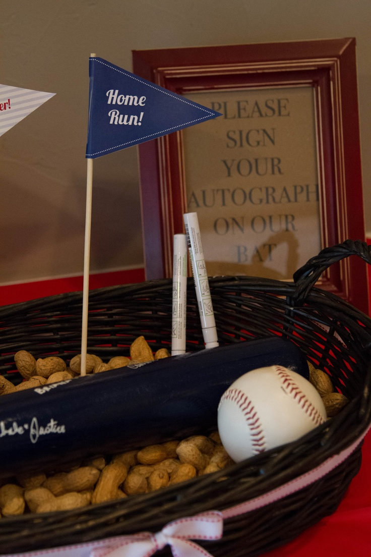 126 Best Images About Baseball Theme Baby Shower On