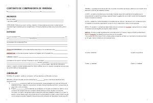 Contrato de compraventa de vivienda (descargaPDF)