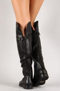 Shop: http://fave.co/1HWz3QU   Diz Üstü Çizmeler