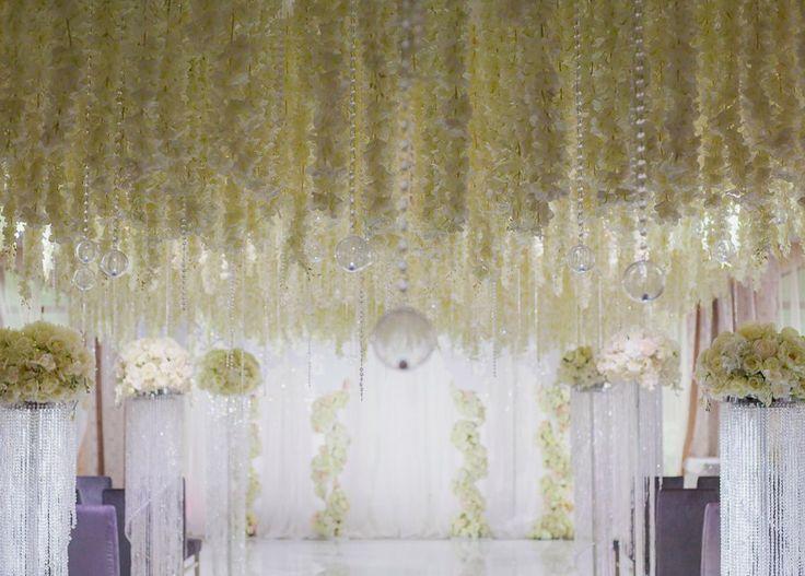 #wedding #design,#floral,#wistaria,#wedding #idea