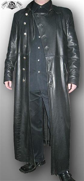 Купить мужской кожаный плащ в санкт петербурге
