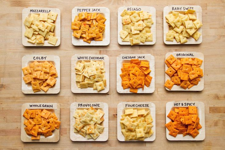 Once you've started to explore the world of cheesy snacks, a definite hierarchy begins to emerge. And here at Serious Eats, Cheez-Its are very high up on our list. But what, we wondered, of Cheez-It's flavored brethren? When we realized that there were a whopping dozen variations on this already delightful theme, the answer was clear: sit down and eat every last one.