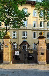 My school in Düsseldorf