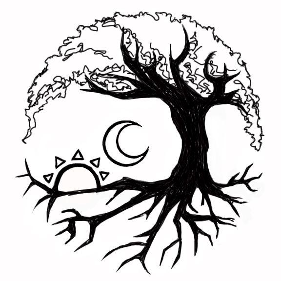 I really love this one. especially the tree.