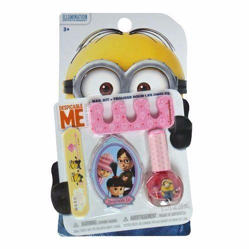 Despicable Me Minions Nail Kit - Minion Made -- Check out this great product.