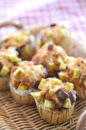 「サツマイモの黒糖蒸しパン」the doughnuts | お菓子・パンのレシピや作り方【corecle*コレクル】