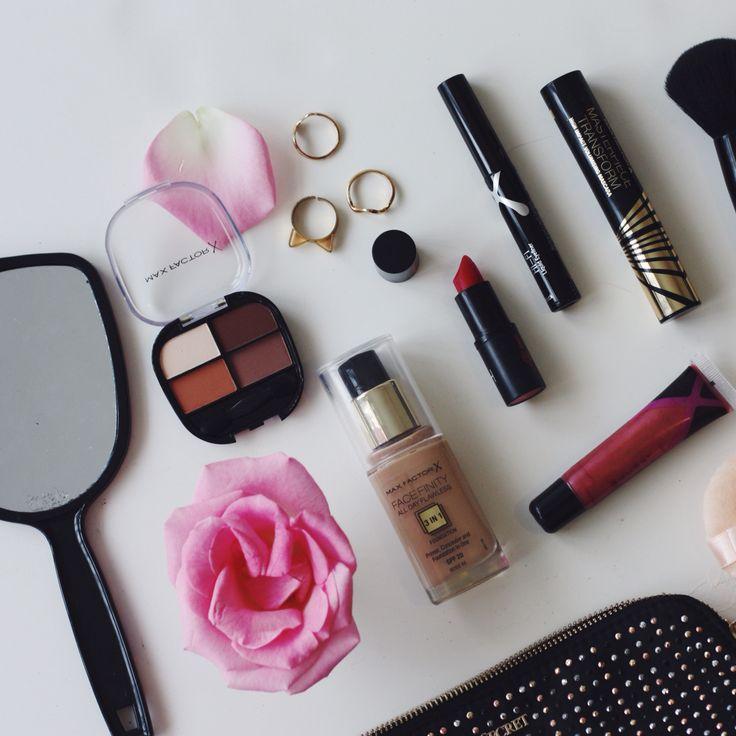 Esenciales de belleza para un maquillaje de trabajo // Beauty essentials for a working day todos los detalles en www.kokkinaki.com