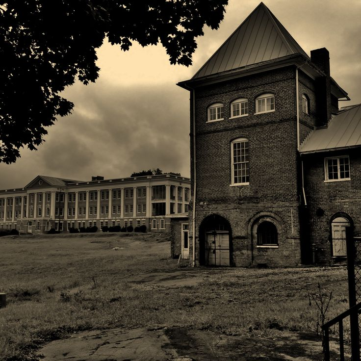 #abandoned Insane Asylum Complex In #Staunton #Virginia