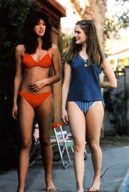 Phoebe Cates And Jennifer Jason Leighfast Times At -3153