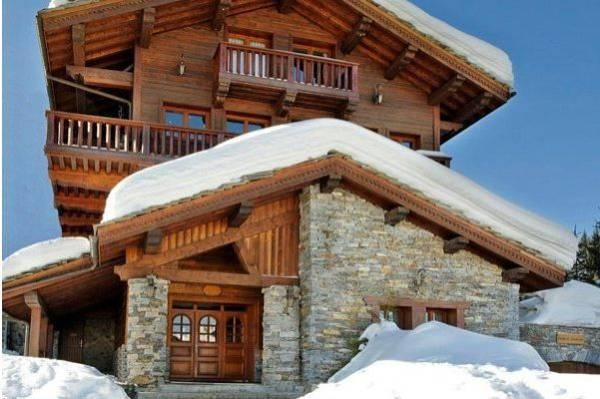 Chalet St Christophe in Courcheval France - Bed and Breakfast Europa