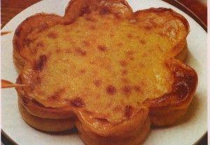 Resep kue bingka kentang bakar
