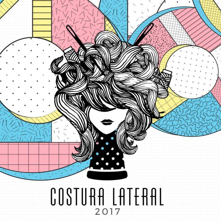 """Costura Lateral 2017, portada de """"Aca estamos"""" lo nuevo de la temporada.  facebook: https://www.facebook.com/costuralateral/ Instagram: https://www.instagram.com/costuralateral/ twitter: https://twitter.com/costuralateral"""