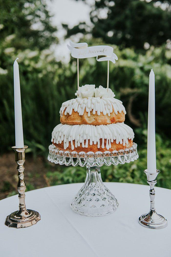This cake is super unique.