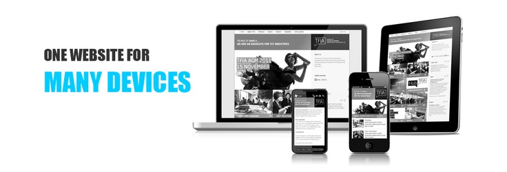 We create Mobile Responsive Web Designs... http://www.udeserve.in
