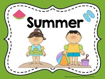 FREE Seasons Posters