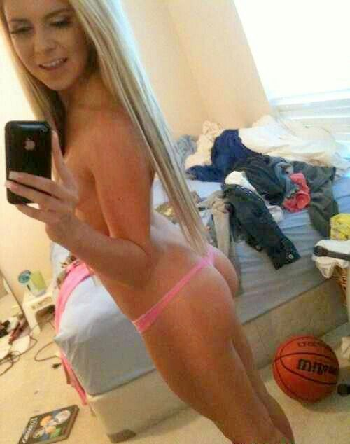 Sexy Blonde Fresh Teen 13