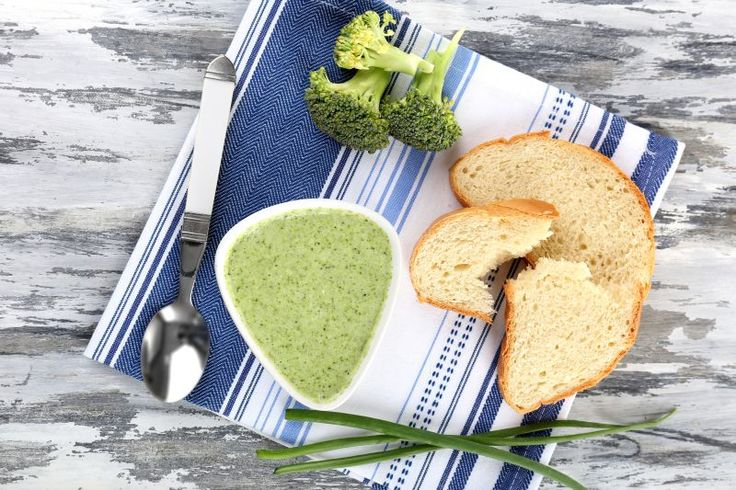 Zupy krem: brokułowa, pieczarkowa i dyniowa