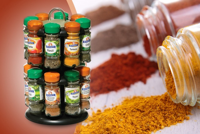 If you don't know whether your spices are cumin or going, then make sure you cop a feel of the rack in today's deal…