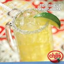 Chili's Margarita Recipes: Chili's Top Shelf Margarita Recipe