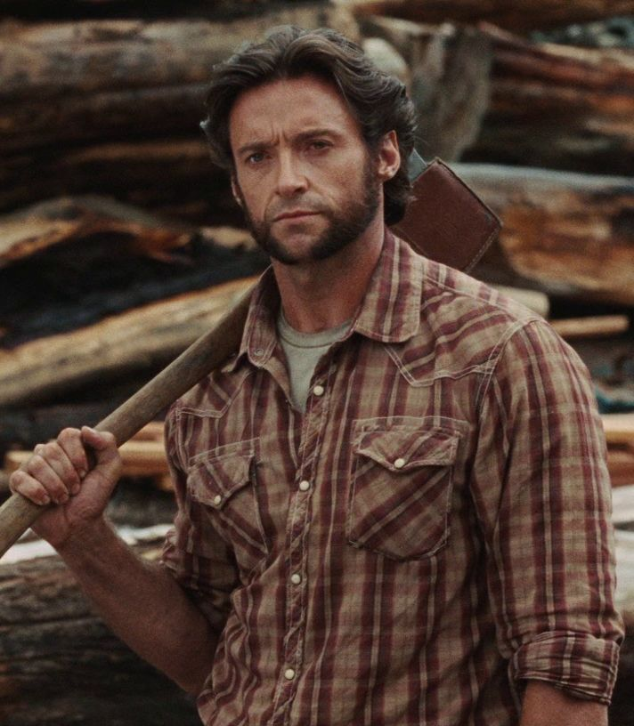James Howlett | Logan | Wolverine (Hugh Jackman in X-Men Origins: Wolverine, 2009)