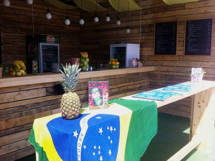 Brazil in Romania!  Acai bowl, Mamaia, beach, Constanta, fructe, sucuri naturale, sanatate, energie, fresh-uri, smoothies, Brazil.