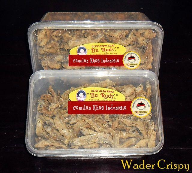 Wader Crispy  http://CamilanCamilun.com
