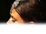 Bollywood style #exotic #hair #couture #bridal #hair #accessories #redibychelsea #destination #wedding