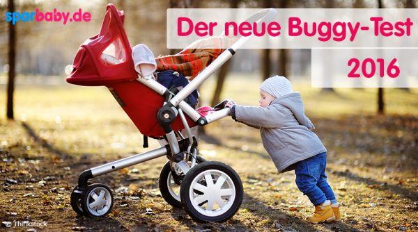 Der neue Buggy Test für 2016 ist da: In ihrerApril-Ausgabe hat dieStiftung Warentest insgesamt 15 Buggys in getestet.